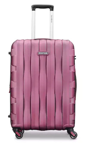 "Samsonite Ziplite 3.0, 20"" Carry-on, Hardside Spinner Luggage (Solar Rose)"