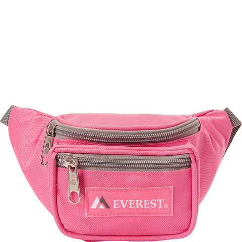 Everest Signature Waist Pack-Junior, Rose One Size
