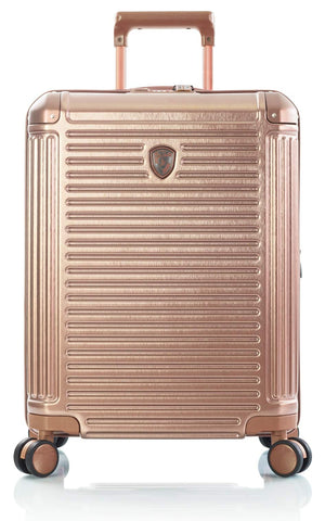 "Heys America Edge Fashion 26"" Spinner Luggage With TSA Lock (Rose Gold)"