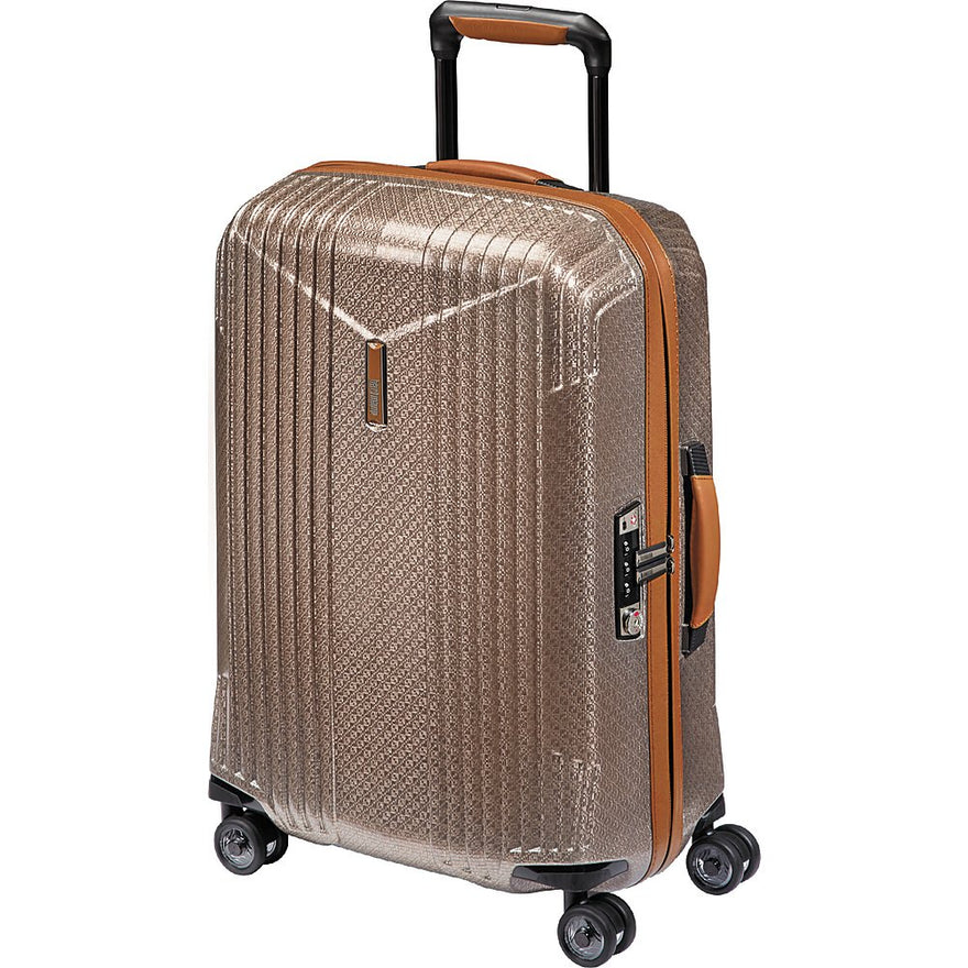 Hartmann 7R Xl, Rose Gold/Tan Trim