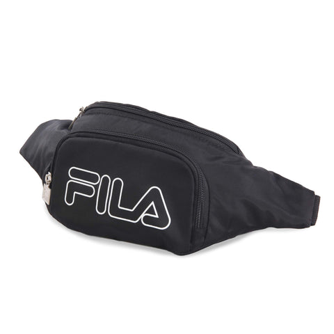 Fila Torres Waist, Fanny Pack, Black, small