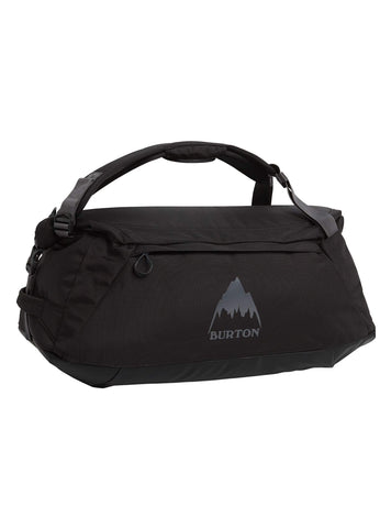 Burton Multipath 60L Duffle Bag, True Black Ballistic, 60L