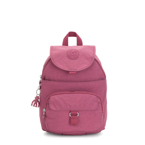 Kipling Queenie Small Backpack Fig Purple