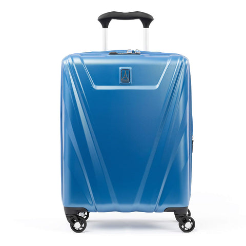 "Travelpro Luggage Maxlite 5 International Hardside Spinner 19"" Azure Blue"