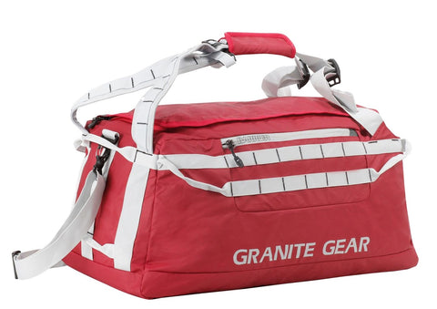 "Granite Gear 24"" Packable Duffel - Redrock/Chromium"
