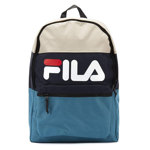Fila Verty Bleached Sand/Peacoat/Blue Backpack
