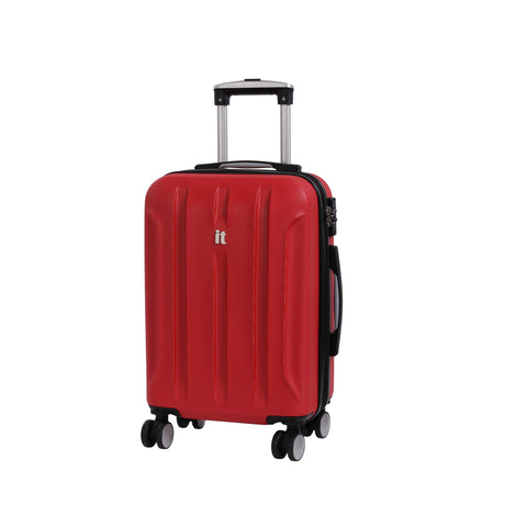 it luggage Proteus 21.5 Inch Hardside Carry-On Spinner (Racing Red)