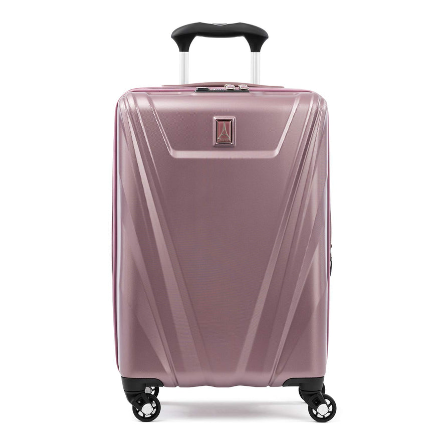 Travelpro Maxlite 5 Expandable Carry-on Spinner Hardside Luggage, Dusty Rose