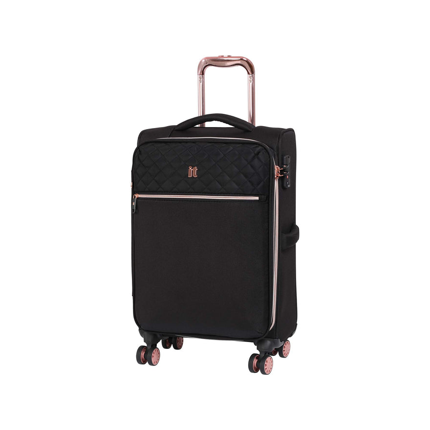 it luggage Suitcase, Black