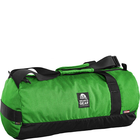 Granite Gear 18 Inch Tube Duffel (Cactus/Black)