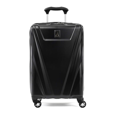 Travelpro Maxlite 5 Carry-on Spinner Hardside Luggage, Black