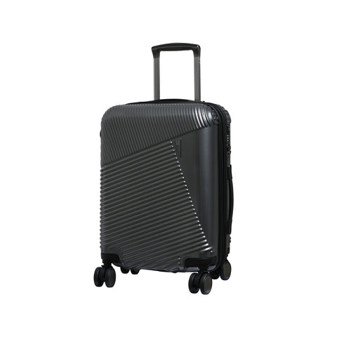 "it luggage 21.5"" Metamorphic 8 Wheel Spinner, Charcoal Gray"
