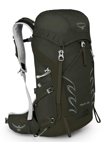 Osprey Packs Talon 33 Men's Hiking Backpack, Yerba Green, Medium/Large
