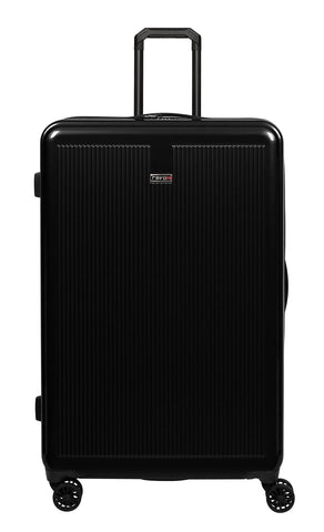"Revo Luna Expandable Hardside Spinner, 32"", Black"