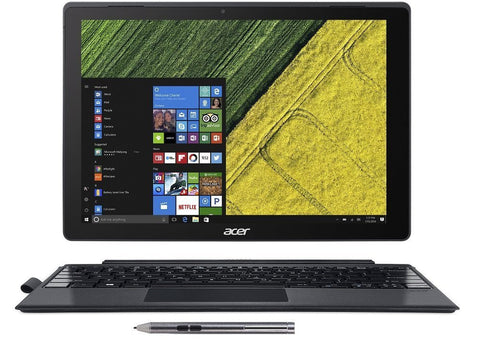 "ACER NT.LCEAA.005Acer Switch Alpha 12 2 in 1 Laptop/Tablet, 12"" Quad HD 2160 x 1440 Touchscreen,"