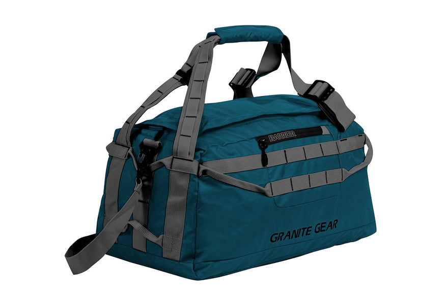 "Granite Gear 20"" Packable Duffel - Basalt/Flint"