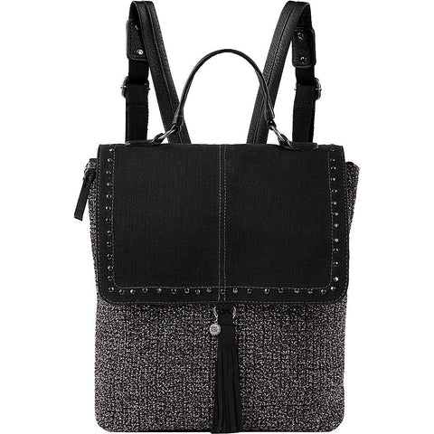 The Sak The Ventura Crochet Backpack, Urban Static
