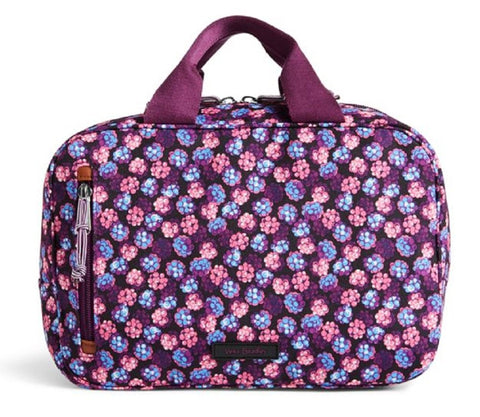 Vera Bradley Women'S Lighten Up Travel Organizer, Berry Burst