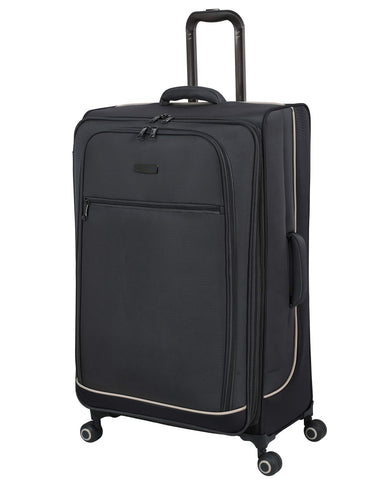 "it luggage 32"" Encircle Softside Expanable Spinner, Charcoal Grey/Smoked Pearl"