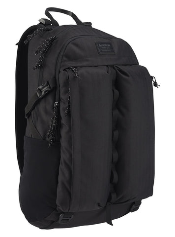 Burton Bravo Backpack True Blk Hthr Twill NA