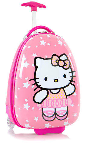 "Heys America Hello Kitty Girl's 18"" Carry-On Luggage"