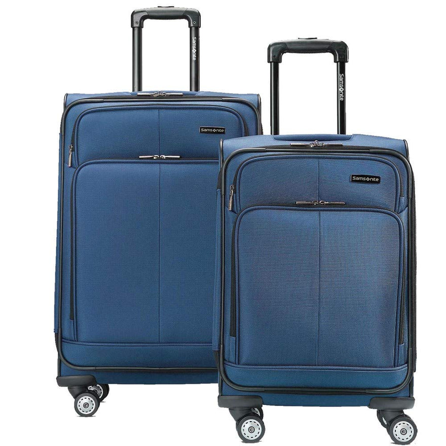 Samsonite Versatility 2 Piece Set Majolica Blue