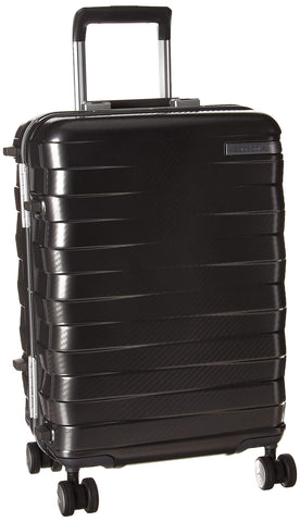 Samsonite Framelock Hardside Luggage, Dark Grey, Carry-On