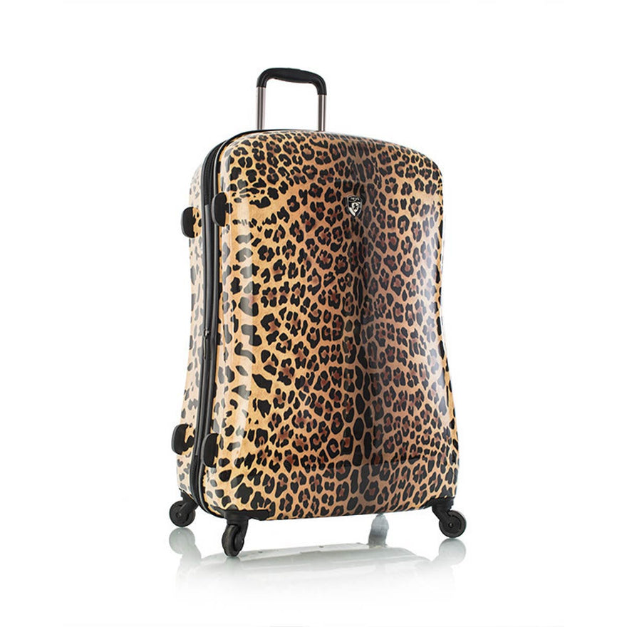 Heys Leopard Panthera 30in Expandable Spinner