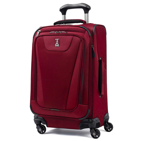 Travelpro Maxlite 4 International Spinner Suitcase, Red