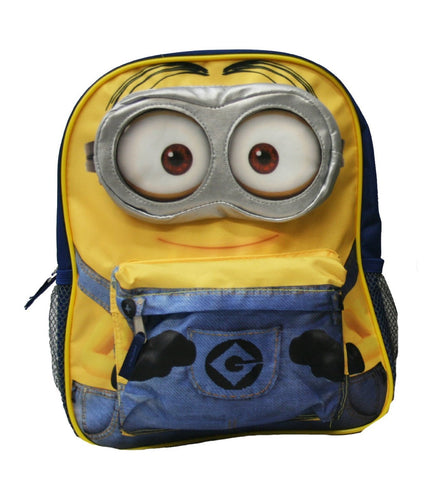 5Star-TD Despicable Me 2 - 12' Minion Backpack