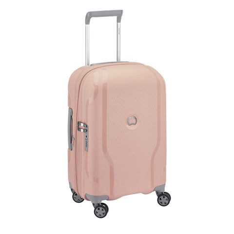 Delsey Suitcase, Pink (Rosa Peonia)