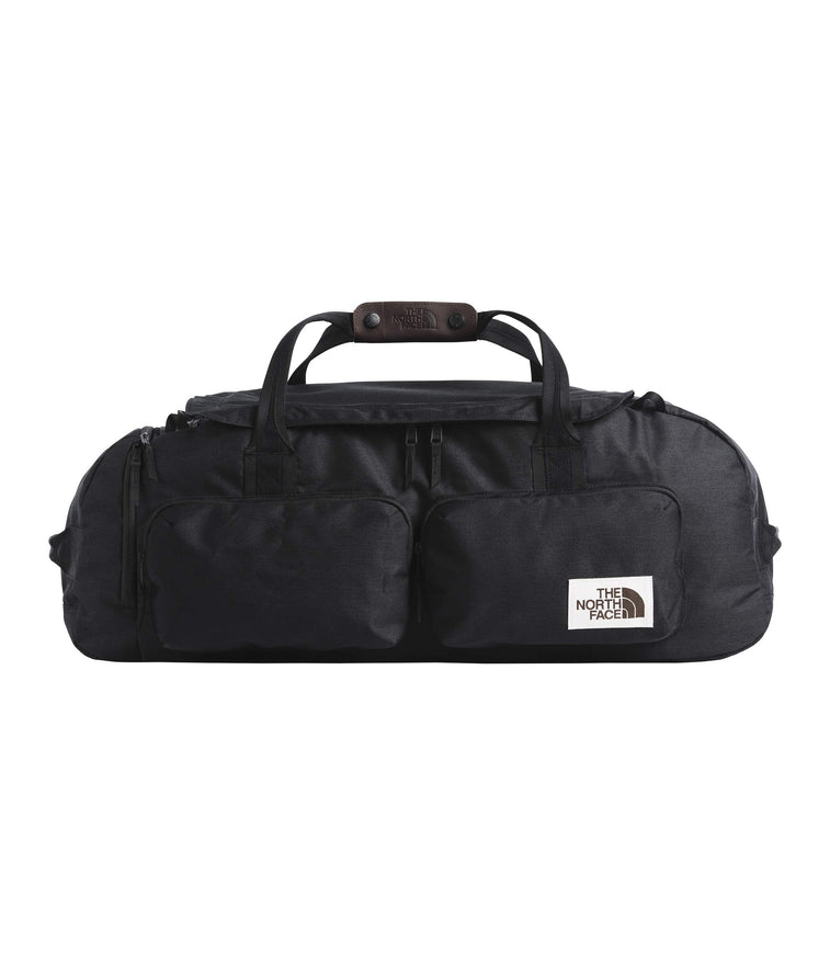 The North Face Berkeley Duffel-L, TNF Black Heather