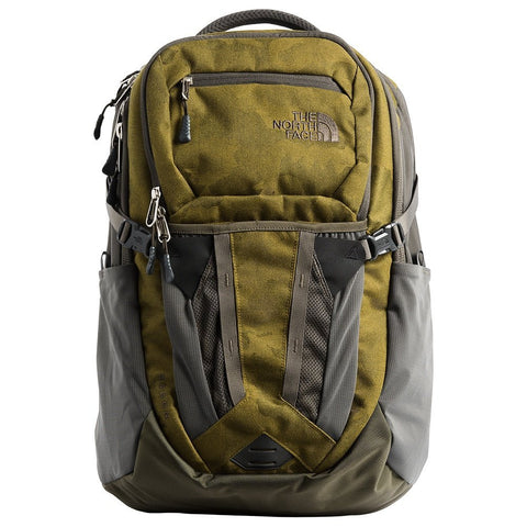 The North Face Unisex Recon Fir Green Camo Print/New Taupe Green One Size