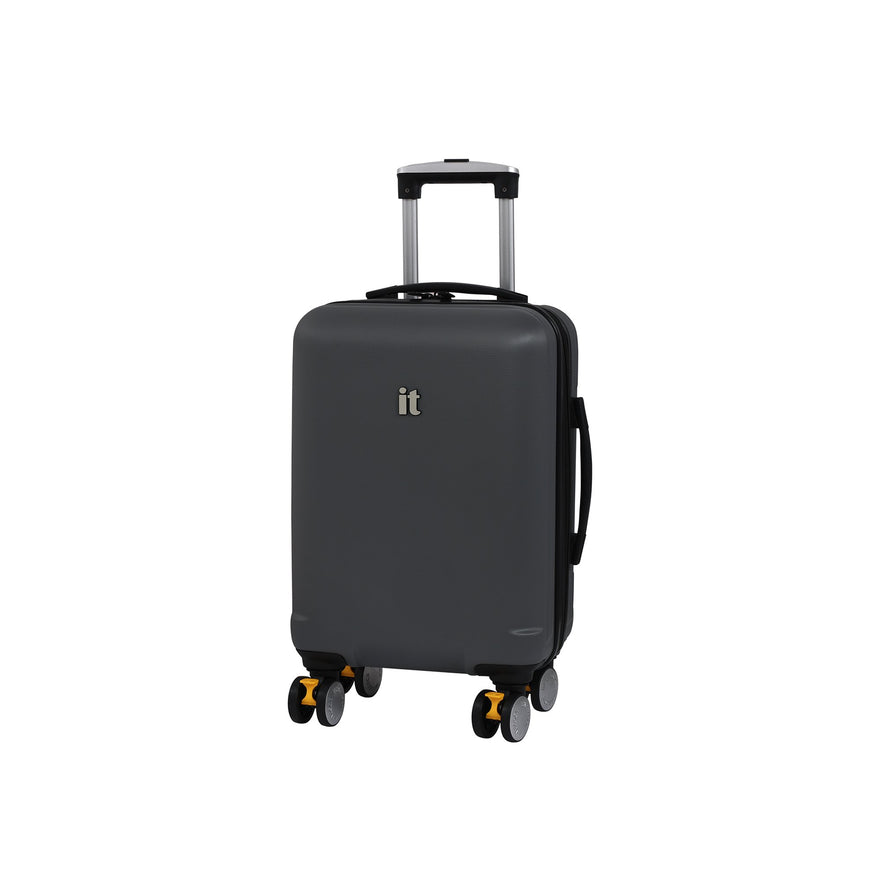 it luggage Suitcase, Charcoal Grey