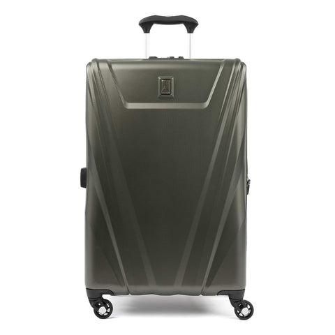 Travelpro Expandable Checked-Medium, Slate Green