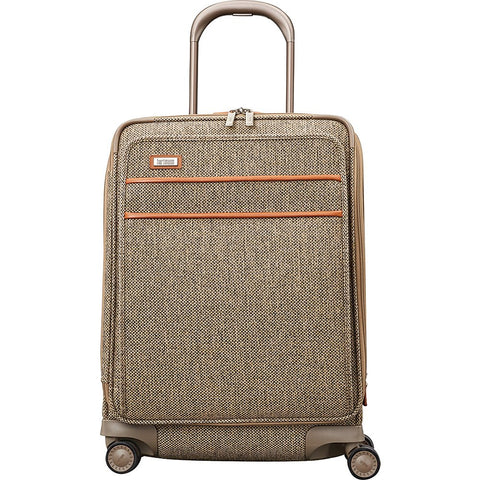 Hartmann Luggage Tweed Legend Domestic Carry On Expandable Spinner