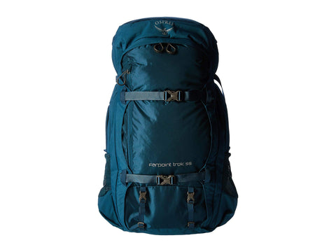 Osprey Packs Farpoint Trek 55 Men's Travel Backpack