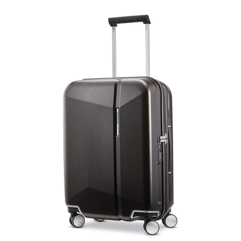 Samsonite Etude Hardside Luggage, Black/Bronze, Carry-On
