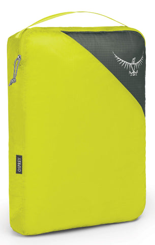 Osprey Packs UL Packing Cube, Electric Lime, Large