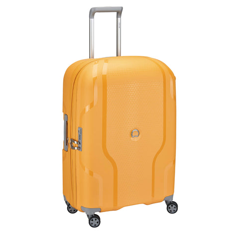Delsey Suitcase, Yellow (Amarillo)
