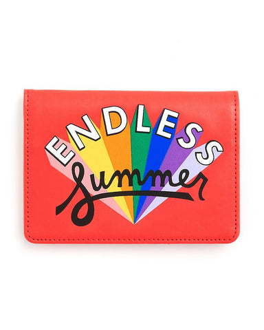 ban.do Getaway Passport Holder Endless Summer