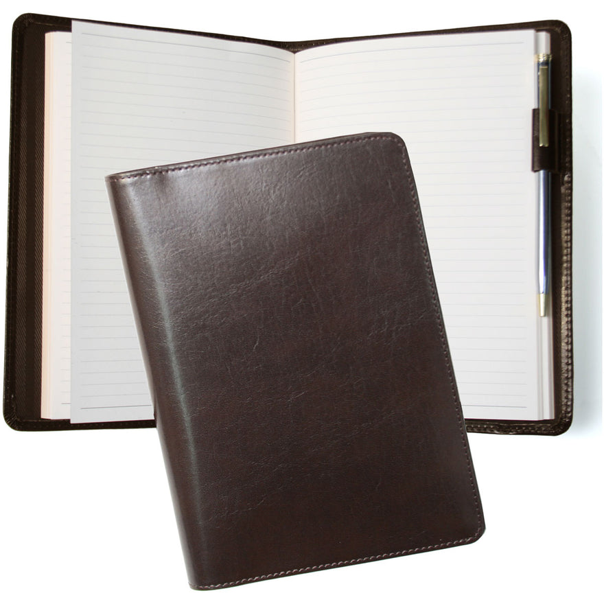 Royce Leather Executive Wrighting Journal - Luggage Factory