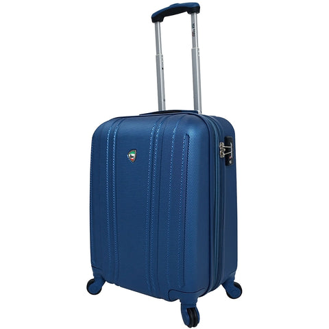 Mia Toro Pearla Collezione Hardside Spinner Carry On