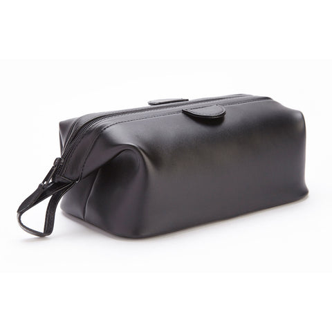 Royce Leather Travel Toiletry Wash Bag