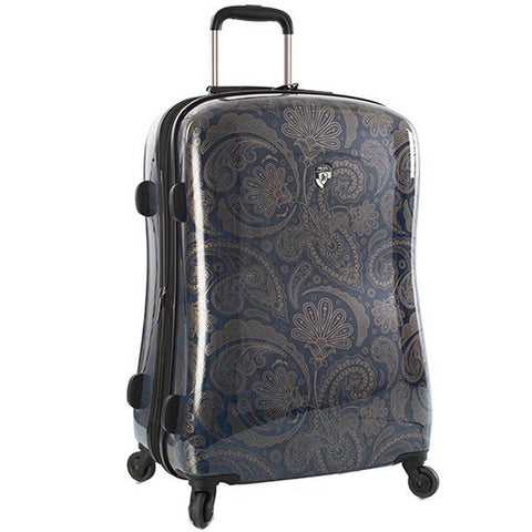 Heys Indigo Paisley 26in Expandable Spinner