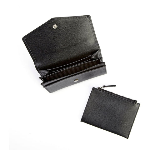 Royce Leather Luxury French Purse Wallet