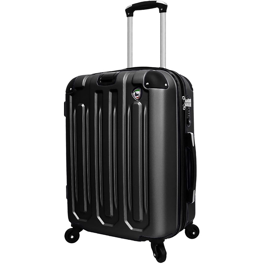 Mia Toro Regale Composite Hardside Spinner Carry On