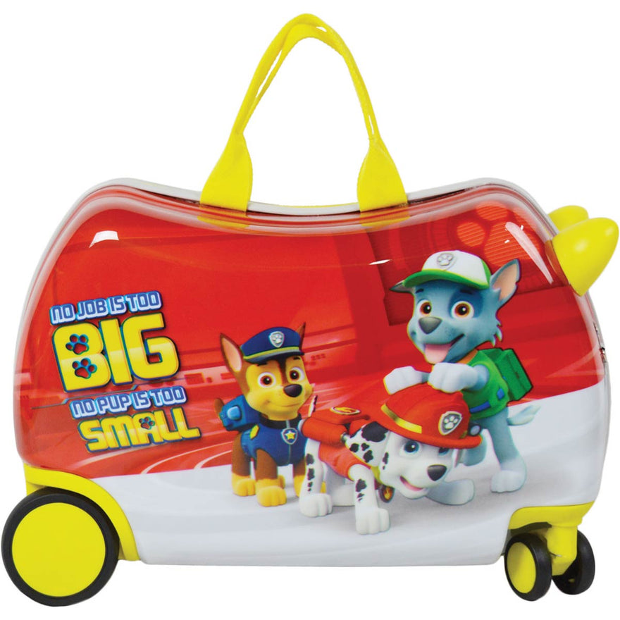 ATM Luggage Paw Patrol Cruizer - Big or Small