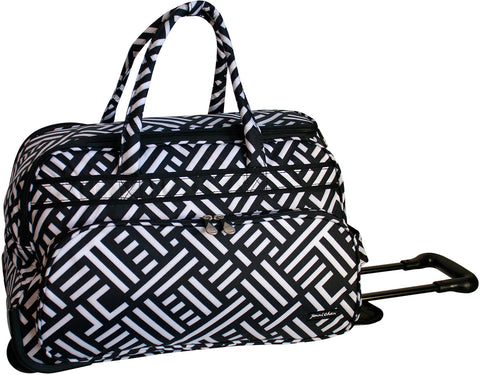 Jenni Chan Signature Carry All Duffel