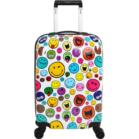 ATM Luggage Smiley World Celebration 26